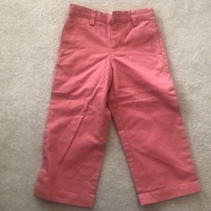 Vineyard Vines 3T Pink Chino